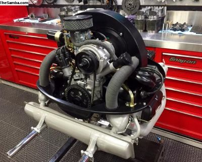 Powerhaus New 1600cc Turnkey Engines-Single Carb