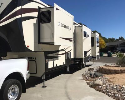 2017 Heartland Bighorn 3970RD