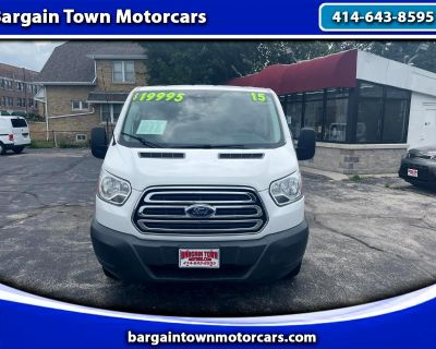 2015 Ford Transit 150 Wagon Low Roof XL w/Sliding Pass. 130-in. WB
