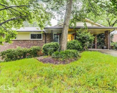 Lovely Decatur home sublet, near CDC/ Emory/ VA