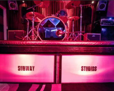 Downtown Audio/Video Music Production/Rehearsal Studio, Los Angeles, CA