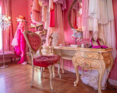 RagDoll Pink Palace * A Life-sized Dollhouse, los angeles, CA