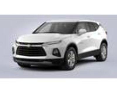 2021 Chevrolet Blazer White
