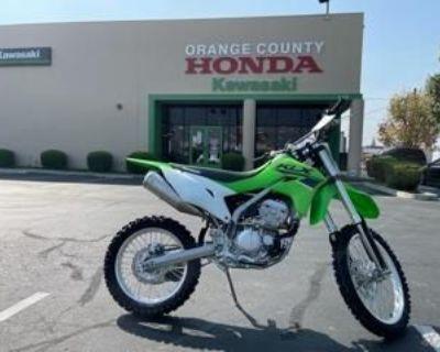 2022 Kawasaki KLX300R Motorcycle Off Road Orange, CA