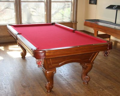 Game Room by Brunswick-Pool Table and more