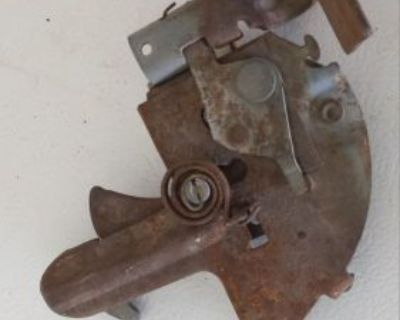 1955-1957 Chevy Pickup Hood Latch Lock Release Lever