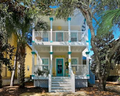 To The Beach! 4+ Bedrooms. Perfect Family Getaway On 30A! - Florida