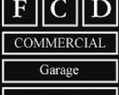 FCD Commercial Garage Doors