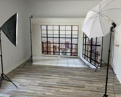 Modern Indoor/Outdoor Photography Studio, College Park, GA