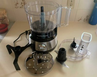 HB 10 cup food processor- Used Once