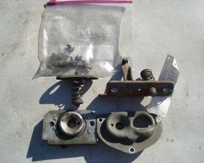 Porsche 911 912 901 Hood Engine Lid Latch Upper Lower
