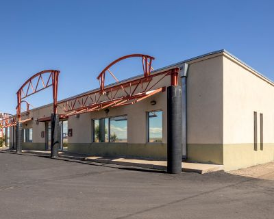 Office and Warehouse Space with I-25 Frontage