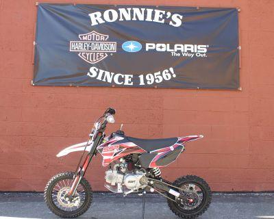2021 SSR Motorsports SR140TR Motorcycle Off Road Pittsfield, MA