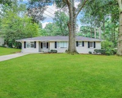 3895 Kirksford Dr, Decatur, GA 30035 4 Bedroom House