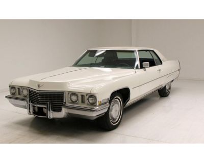 1972 Cadillac Coupe
