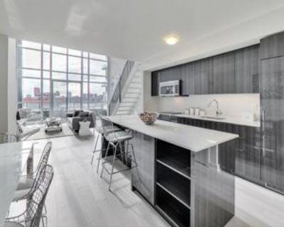5 Hanna Avenue #545, Toronto, ON M6K 0B3 2 Bedroom Apartment