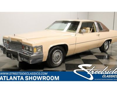 1978 Cadillac Coupe