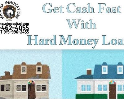 Need Money for your flip