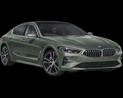 New 2022 BMW 8 Series 840 RWD 4D Sedan