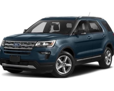 Pre-Owned 2018 Ford Explorer Limited with Navigation & 4WD