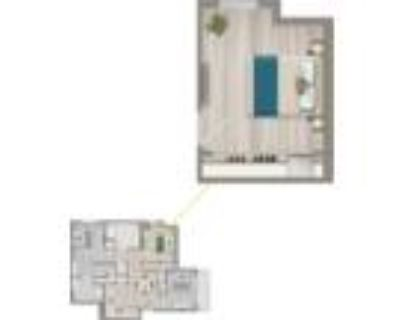 Concourse - Ascent Furnished Co-Living Studio Suite B3B
