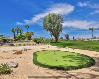 Cottage on the Green, Palm Desert Golf Course - Indian Wells
