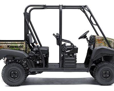 2020 Kawasaki Mule 4010 Trans4x4 Camo Utility SxS Norfolk, VA