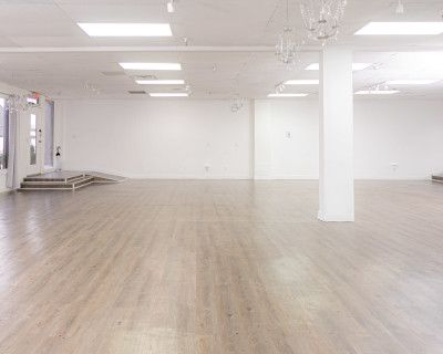 New Contemporary Art Gallery/Event Space Now Open in Sandy Springs, Atlanta, GA