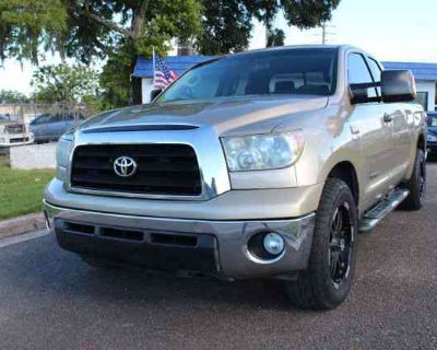 2007 Toyota Tundra Double Cab for sale