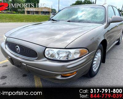Used 2001 Buick LeSabre Custom