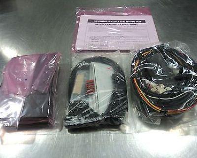 Mazda 6 2009-2013 New Oem Sirius Satalite Radio Install Kit 0000-81-h27a