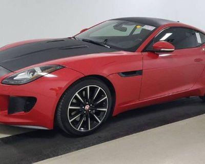 2015 Jaguar F-TYPE Standard