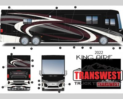 2022 Newmar King Aire 4531