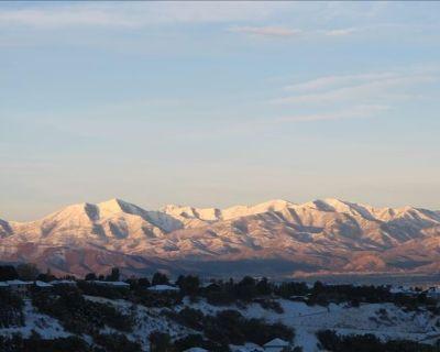 Snowbird/Alta Charming Ski Home with Spectacular View - Granite