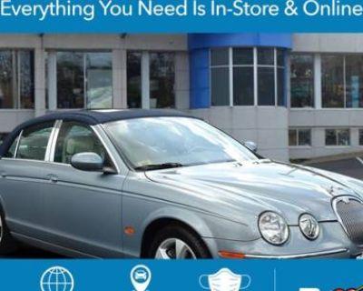 2005 Jaguar S-TYPE V6