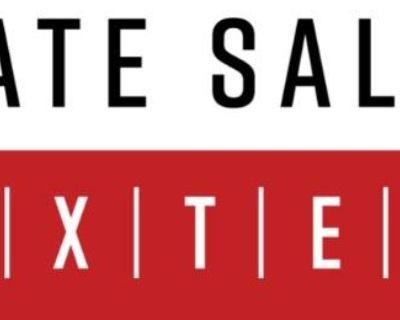 Jexters Estate Sale, Oct 28-30, St George, UT