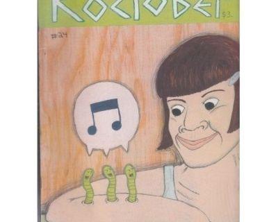 ROCTOBER R&R ~ Magazine !