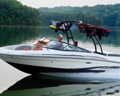 2012 Sea Ray 205 Sport