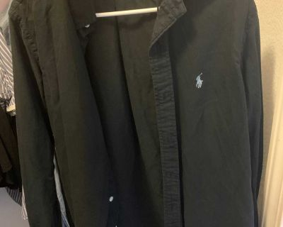 Ralph Lauren and American eagle M