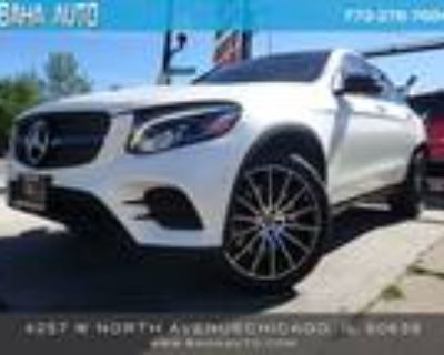 2019 Mercedes-Benz GLC 300 4MATIC Coupe for sale