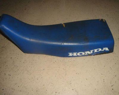87 88 89 Honda Xr 250 Xr250 Seat Oem Seat Pan Cover Foam 1987 1988 1989 Xr 250