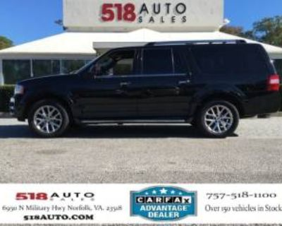 2016 Ford Expedition EL Limited RWD