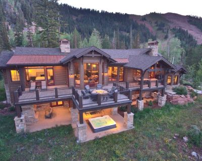 Private ski-in ski-out access to Park City Mountain Mountainside Luxury Home - Park City