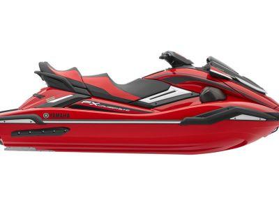 2022 Yamaha FX Cruiser SVHO W/ AUDIO