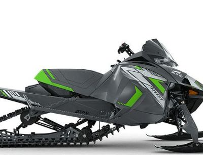 2022 Arctic Cat Riot 8000 ATAC ES Snowmobile -Trail Osseo, MN