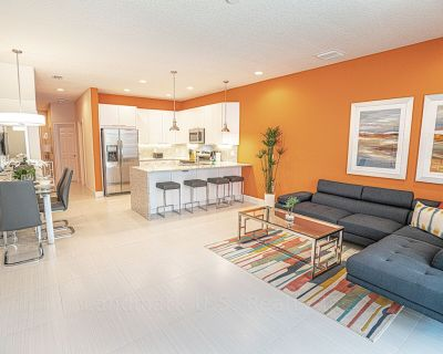 Kids-friendly, Family-friendly 3BD Deluxe Townhome 1603 - Four Corners