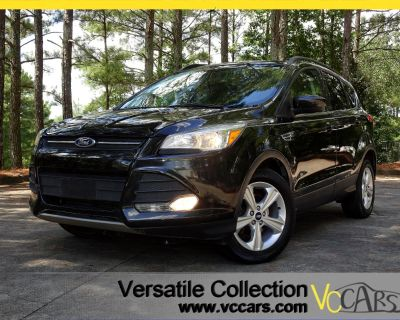 2015 Ford Escape SE Sports Premium Leather Heated Seats Back Up Cam