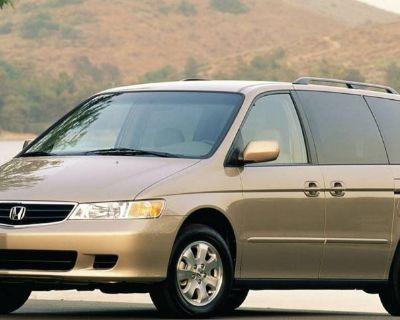 2004 Honda Odyssey EX-L