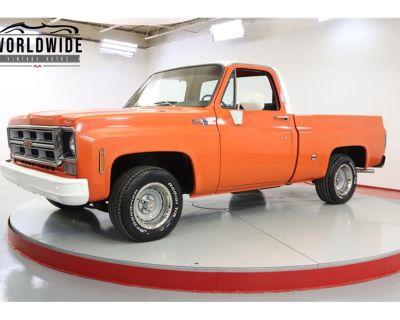 1976 GMC Sierra