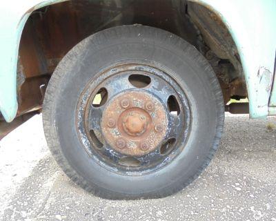 WTB 8.25 x 20 Tire and Wheel